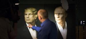 """""""Trump aiutato da Putin""""  e altre fake news   -  Lotta senza esclusione di colpi  in Usa"""