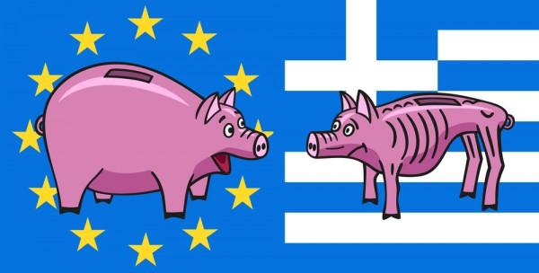 La BCE si divora la Grecia, senza alcuna pietà