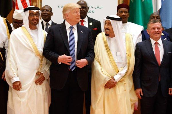 Trump bin Salman ha (ri)dichiarato guerra  all'Iran.