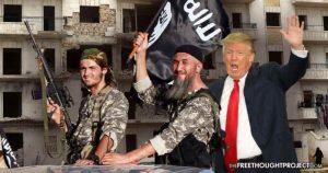 IL PENTAGONO ALLEATO ALL'ISIS. PRESO NELLE RETI DEI SUOI DOPPI GIOCHI?