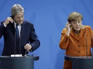 Saprà la Merkel  gestire  in modo razionale  l'inevitabile Italexit?