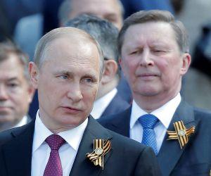 Accanto a Putin è ricomparso Ivanov.  Forse è un sintomo.