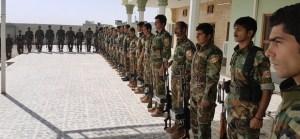 Curdi iraniani a Kirkuk. Pronti a battersi contro l'Iran