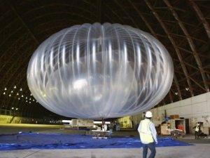 I palloni di Google.