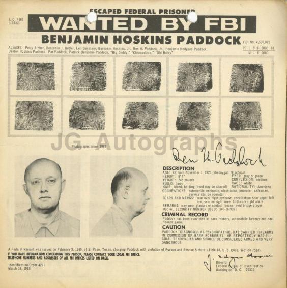 Papà Paddock, wanted.