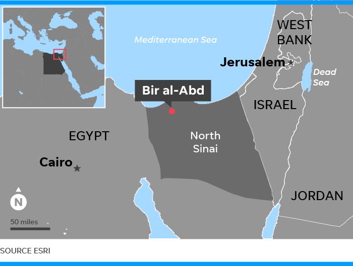 Sion si sentirebbe più sicura a confinare con un Sinai in mano ai jihadisti (che le devono tanto)?