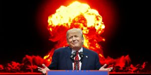Ma Trump ha ordinato un primo colpo atomico  - e non gli hanno obbedito?