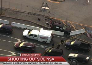 """Misterioso assalto alla sede della NSA, """"cancellato"""" dalla  strage in Florida"""