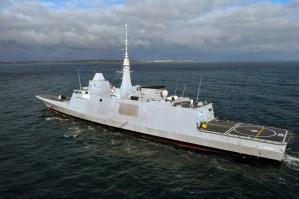 Due fregate francesi su tre hanno fallito i lanci sulla Siria.
