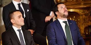 A Salvini e Di Maio:  ma voi sapete cosa  state  facendo?