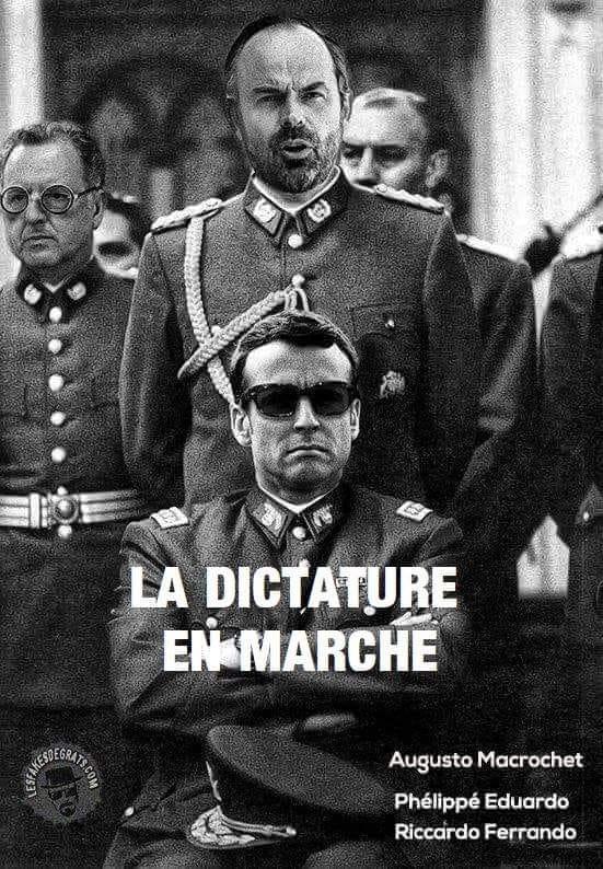 LA DEMOCRAZIA  SECONDO MACRON