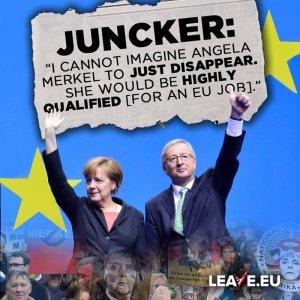 BENVENUTI A MORDOR  - La congiura della Merkel per diventare Juncker