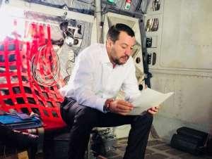 Salvini sotto altra inchiesta - da Repubblica