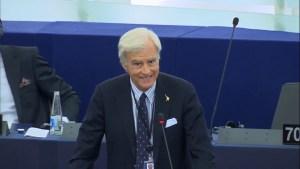 ANTONIO M. RINALDI ALL'EUROPARLAMENTO