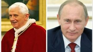 Fusaro: l'apertura di Ratzinger a Putin - e la sua cacciata