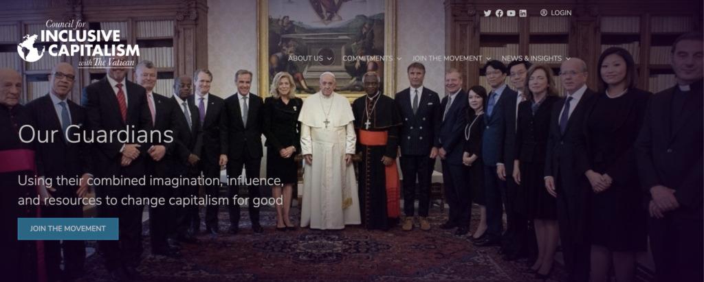 Il Vaticano entra in