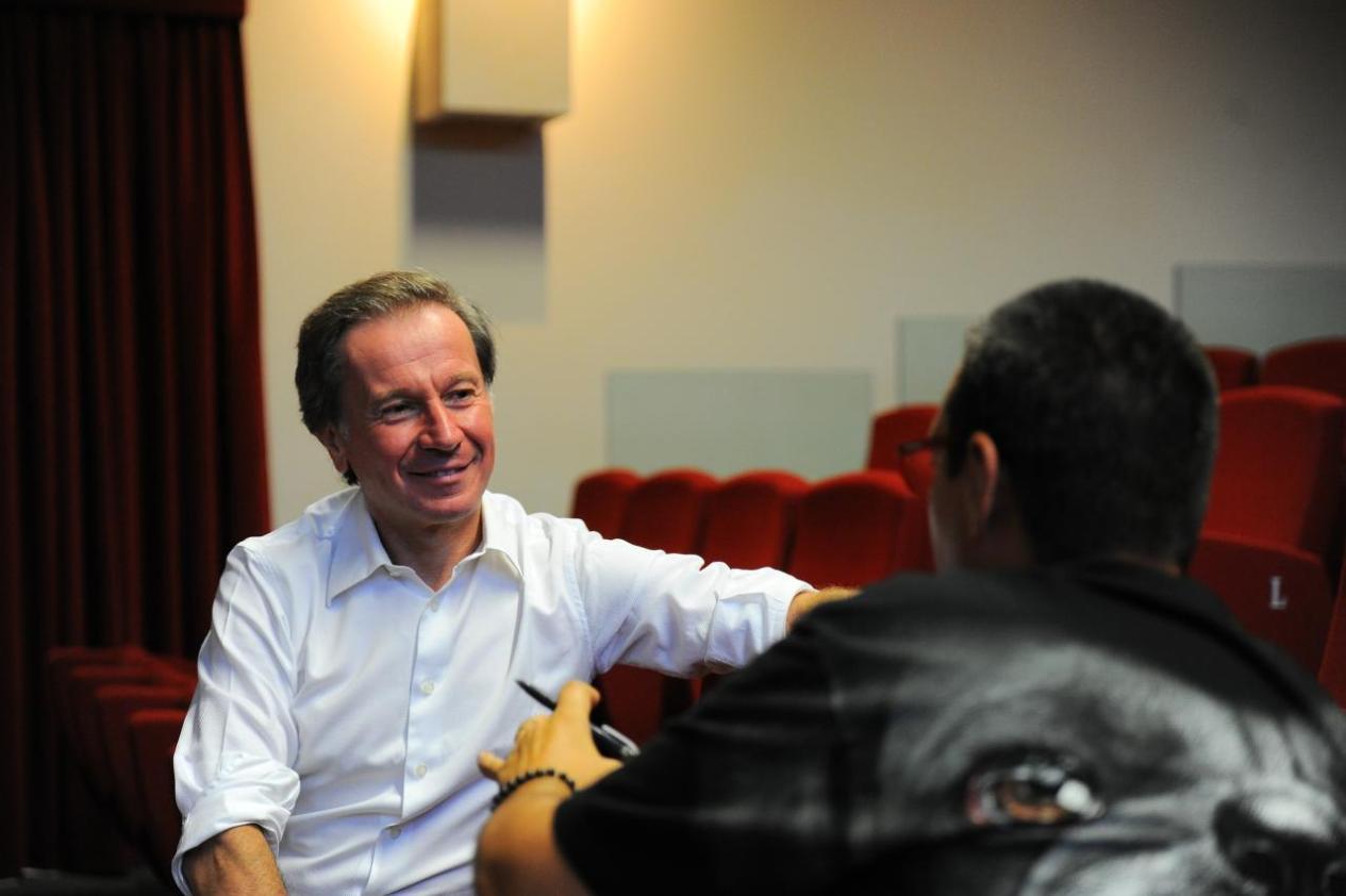 Maurizio Cheli intervista