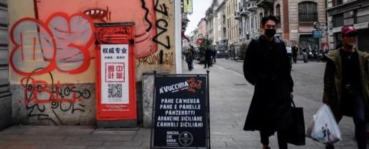 Italia: come salvarsi da stagnazione e virus…