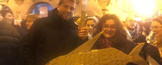 Società Civile: il contrappasso delle sardine…