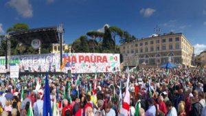 """PD: poco tempo per costruire l'opposizione e soprattutto per """"rifondare"""" il partito…"""