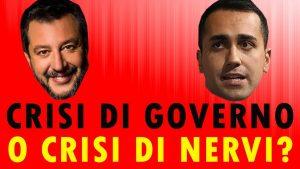 Lega: sull'orlo di una crisi di nervi e ora Salvini si sente sotto attacco e rischia di essere  il leader di destra più patetico della storia d'Italia…