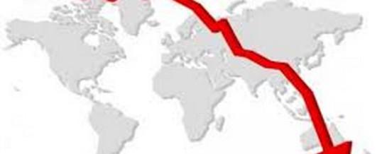 """Economia mondiale a rischio recessione nel 2016: """"il futuro non è nell'economia!"""""""