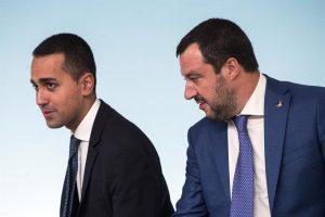 Governo: Salvini solo 'chiacchere e distintivo' ma la verità è che assieme a Di Maio, non sanno più che fare…