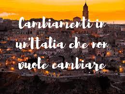 Italia: perché è tanto difficile cambiare l'Italia?
