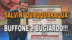 Salvini: e le bufale Nutella, Mes-Euro, nonché di Quota 100…