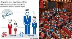 Parlamento: ridurre il numero dei parlamentari per andare dove? Chi pensa che questa riforma sia un primo passo per superare il bicameralismo si illude…