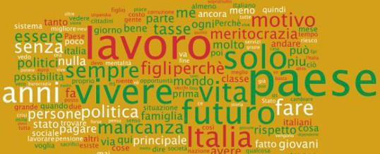 Italia: Un paese 'immobile' ma, che è cambiato tantissimo…