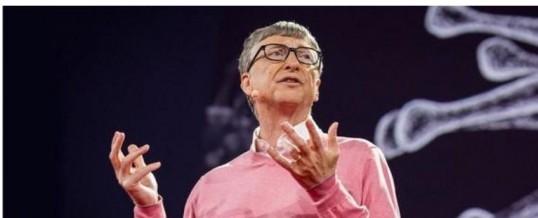 Coronavirus: Italia un Paese irreale… ascoltiamo Bill Gates, non torneremo alla normalità prima di fine 2021…