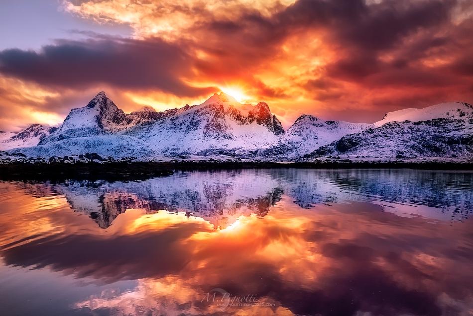 ©-Sunset-Norway