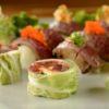 Sushi de Picanha Kiichi restaurante Chef Britto