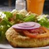 Hambúrger Vegetariano Well's Burger