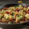 Macarrã‹o com frango caipira Bar da Dona Onça Chef Janaina Rueda