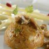 Farnel de Cuzcuz de Galinha Attimo restaurante Chef Jefferson Rueda