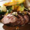 Miolo de acém Angus com batata frita e pimenta verde GO Where Gastronomia Attimo Chef Jefferson Rueda