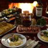 Raclete GW Vinhos Era uma vez um chalezinho… Chef: Ricky Marcellini