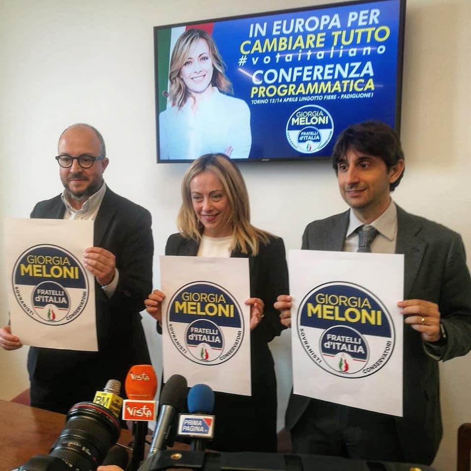 """""""In Europa per cambiare tutto"""", parte da Torino la campagna elettorale"""