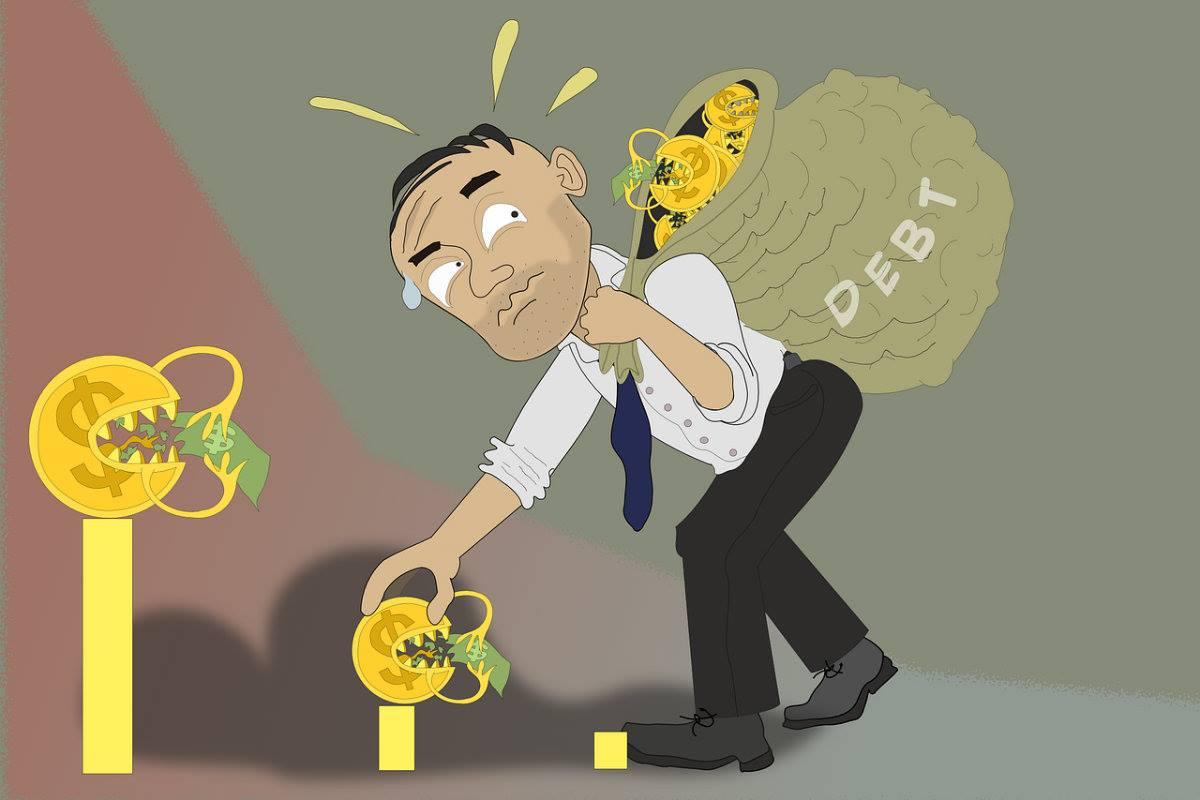 DEBITI BUONI O CATTIVI ?