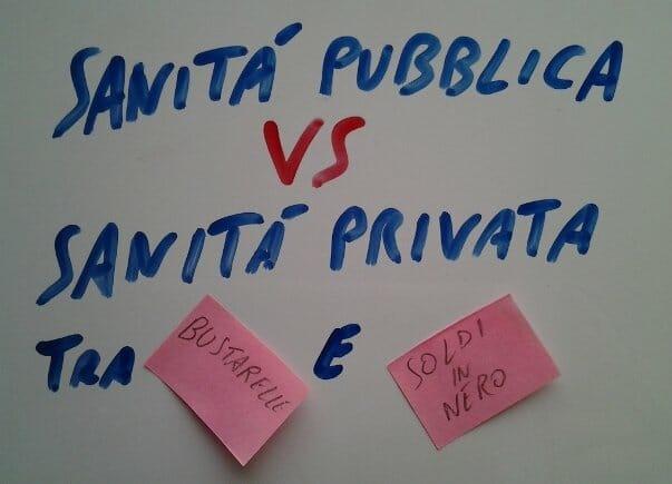 Malasanità in Italia (e in Veneto), tra presunte bustarelle e soldi in nero. Non ti è mai capitato?