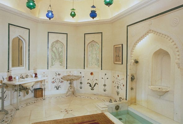 Famous Bedroom Modeled After Taj Mahal Now Open To The