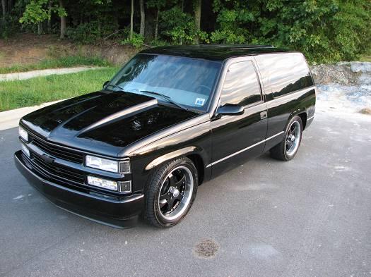 1999 Chevrolet Tahoe 2 Door 2wd Customlowered Chevy