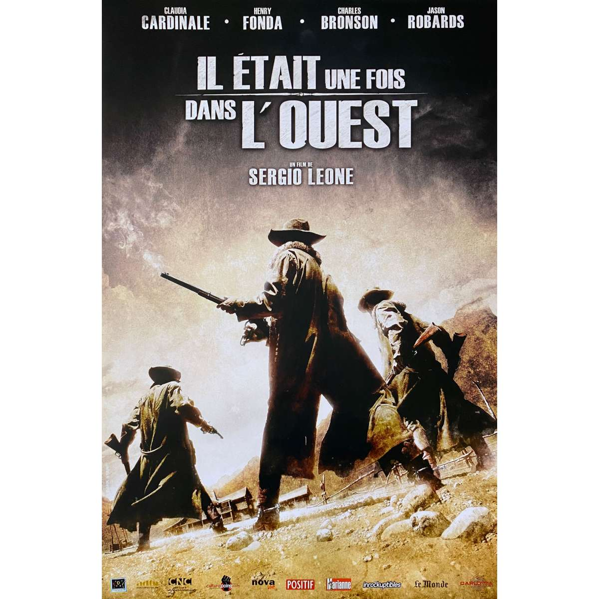 once upon a time in the west original movie poster 15x21 in r2000 sergio leone henry fonda