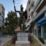 Epaminondas statue