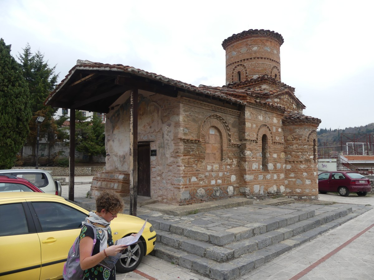Post-byzantine church (Kastoria)