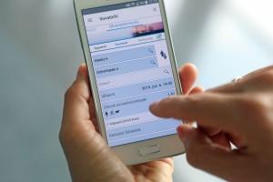 Hév-jegy vásárlása mobilalkalmazással