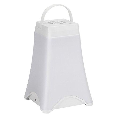 Portable LED Veilleuse Rechargeable Capteur tactile Soin Outre Lampe Atmosphère Lampe avec 7couleurs à intensité variable pour chambre salon couloir bébé