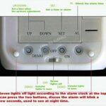 shiyueNB Réveil de Dessin animé Jouet pour Enfants LED Despertador réveil numérique Table Lumineuse de réveil électronique Wekker 19